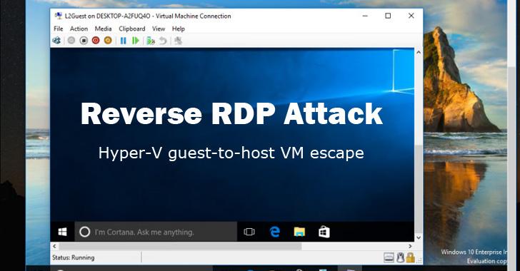 Reverse RDP