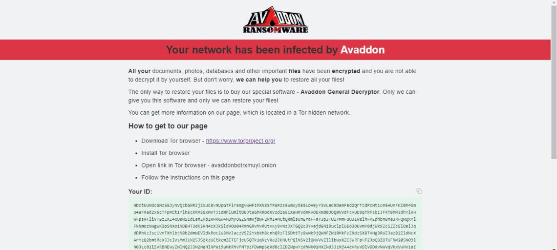 Avaddon